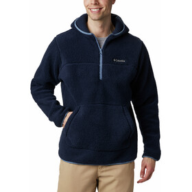 Columbia Rugged Ridge II Sherpa Pullover-hættetrøje Herrer, blå
